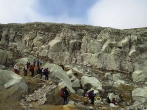Ijen Trail