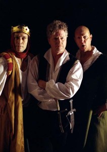 Photo credit: The Reduced Shakespeare Company