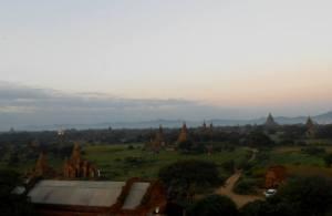 Pagodas at Bagan