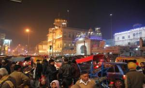 Chandni Chowk, heart of Old Delhi and an ever busy part of town