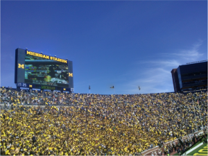 Opening House game: Michigan Wolverines vs Notre Dame