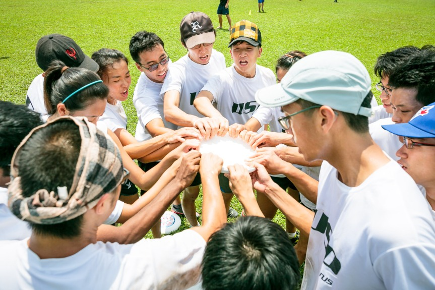 IFG Ultimate Frisbee 2014: A Hard-Won Third Place