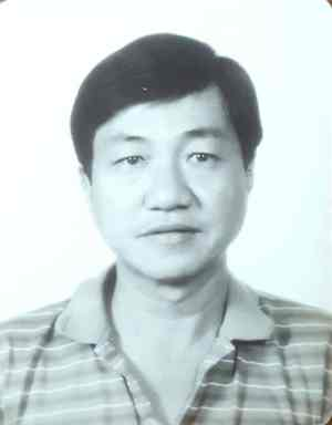 Uncle Soo Soey in his younger days